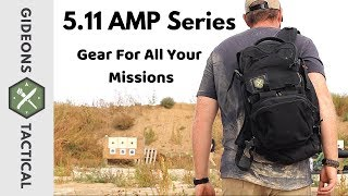 Endless Capabilities! 5.11 Tactical AMP Series