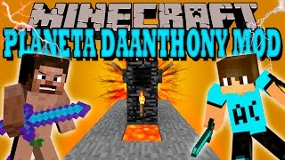 DAANTHONY MOD - Tutankamon boss, espadas y mas!! - Minecraft mod 1.7.10 Review ESPAÑOL