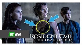 PERHATIKAN!!! 5 KESALAHAN DALAM FILM RESIDENT EVIL THE FINAL CHAPTER 2017