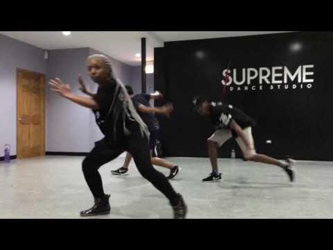 Dionna PridGeon @ Supreme Dance Studio Chicago