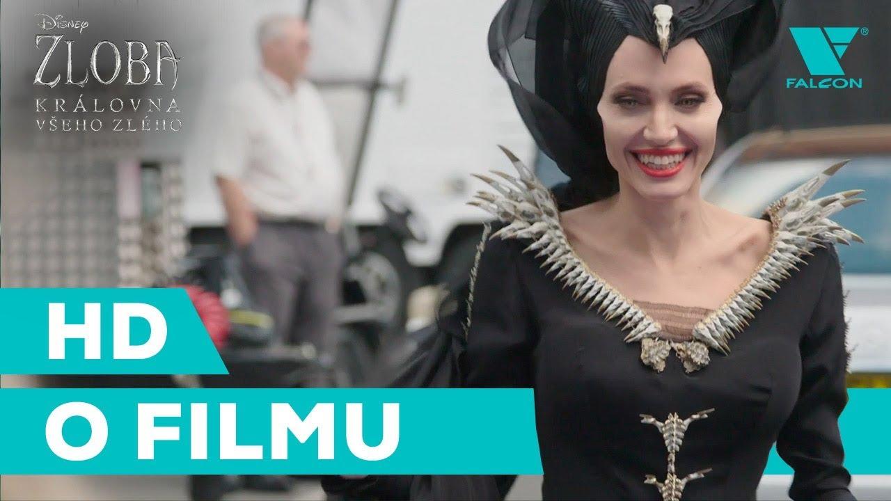 Zloba: Královna všeho zlého (2019) HD Film o Filmu   CZ titulky
