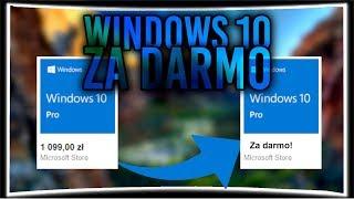 LEGALNY Windows 10 ZA DARMO! Każda wersja! *2018*