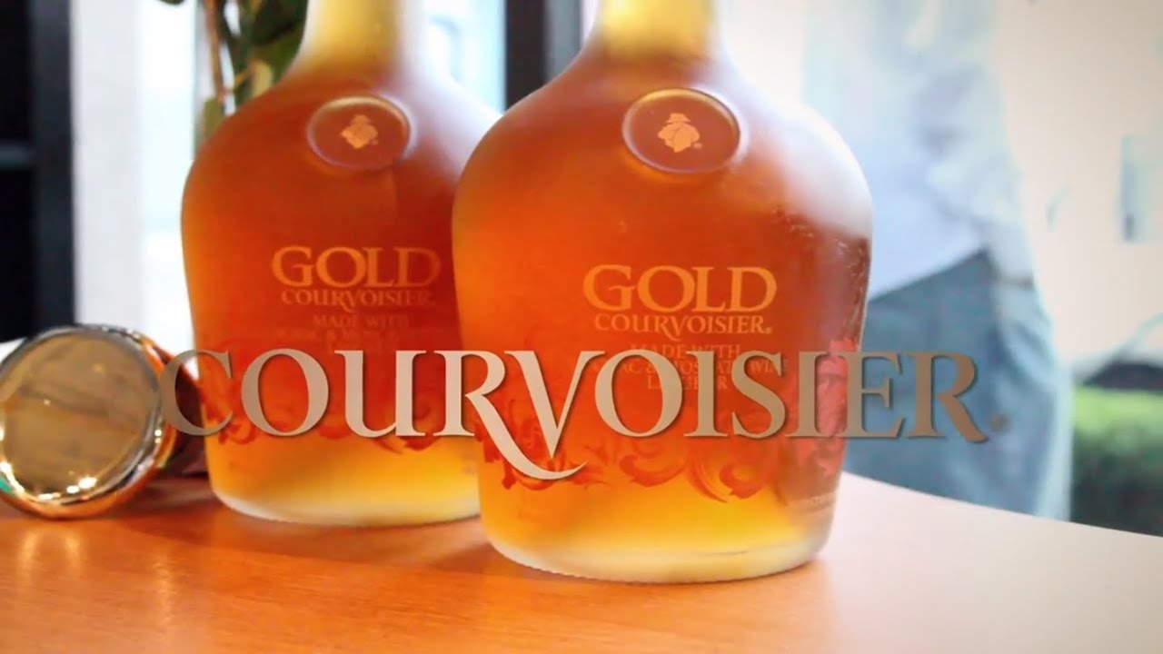 Cognac Review: Courvoisier VS - YouTube