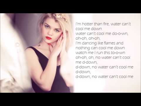 Margaret - Cool Me Down (Lyrics)