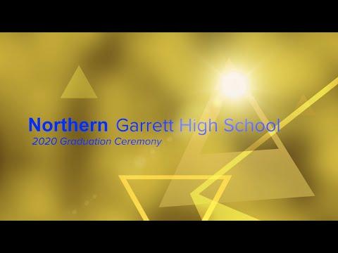 2020 Northern Garrett High School Graduation Ceremony