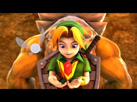 A Zelda Animation - Sworn Brothers