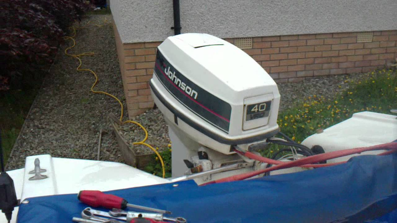 1985 Evinrude Outboard Specifications