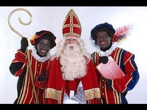 Dutch Christmas.A Very Racist Dutch Christmas
