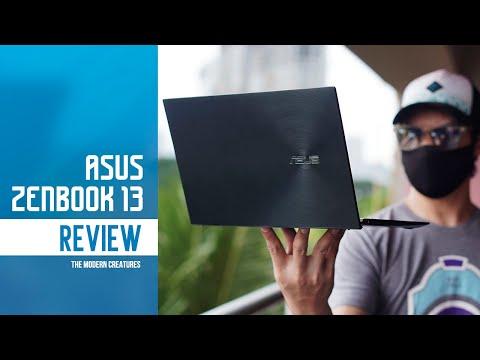 ASUS ZenBook 13 (UX325) Review: Best lightweight notebook?