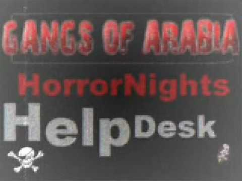 HorrorNights | www.gangsofarabia.com | Game Online