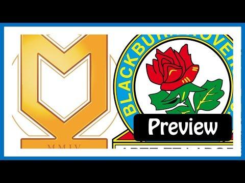 MK Dons vs Blackburn Rovers | Preview | April 2018