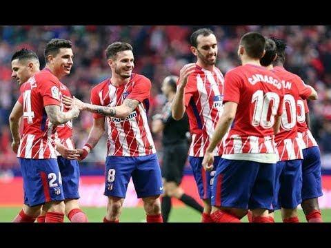 Live Streaming La Liga Malaga Vs Atletico Madrid