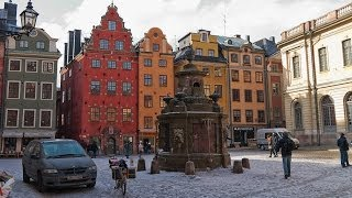 Стокгольм(25-минутное видео о Стокгольме, снятое во время тура по Финляндии и Швеции. На видео: Виды Стокгольма с моря..., 2013-05-02T14:54:45.000Z)