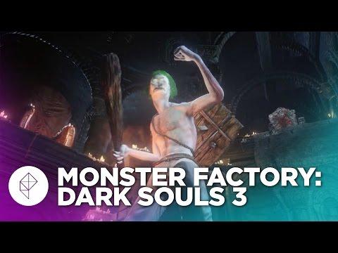 Monster Factory: Making a Rowdy, Dirty Boy in Dark Souls 3