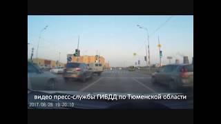 Погоня за УАЗом в Тюмени, 28-08-17