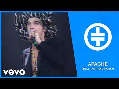 Take That - Apache (Take That And Party Live)