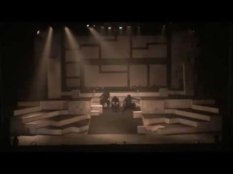 NieR:Automata 「舞台 少年ヨルハver1.0」千秋楽 開演前 アナウンス