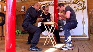 Master Wong Wing Chun Training - EP 3