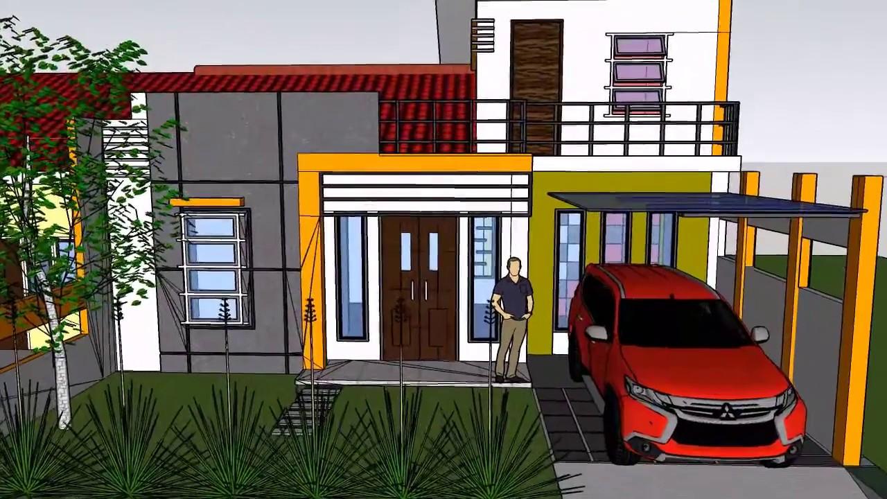 53+ Gambar Rumah Sederhana Luar Dalam Gratis Terbaru