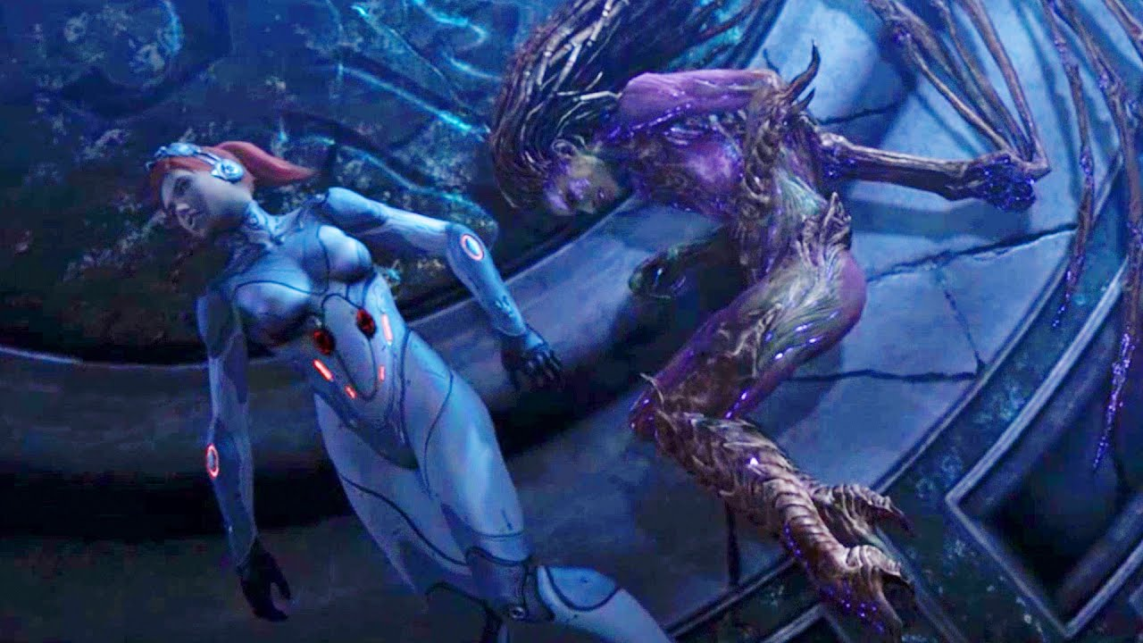 starcraft 2 free to play heart of the swarm