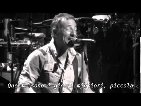 Bruce Springsteen - Better Days