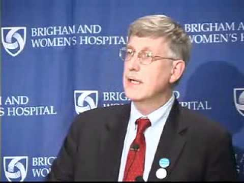 Surgeon General's Family History Initiative Press Conference - Francis Collins