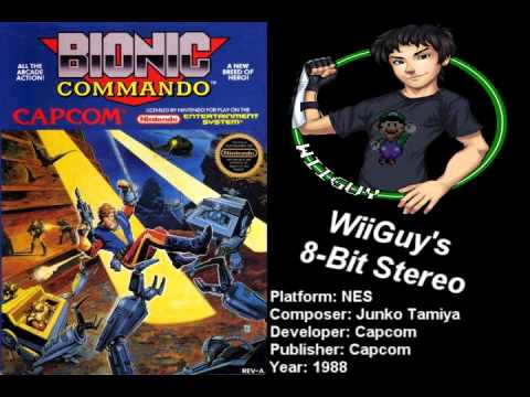 Bionic Commando (NES) Soundtrack - Stereo