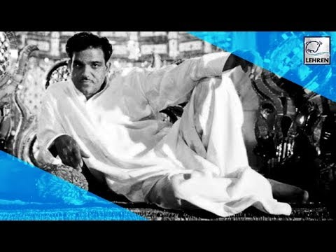 Remembering K.Asif The Most Passionate Director Of Indian Cinema | Mughal-E-Azam