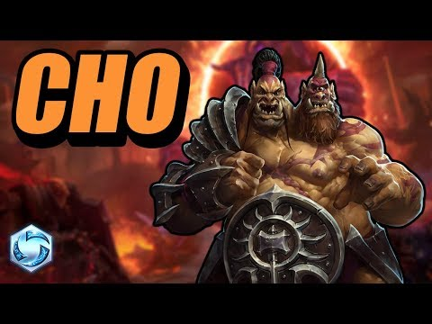The CHO half of Cho'Gall! // Heroes of the Storm