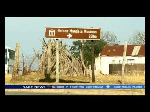 Two women have walked from Johannesburg to Qunu