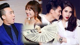 """Đây là 2 """"soái ca"""" của showbiz Việt,kiếm được nhiều tiền vẫn tự nguyện đóng góp hết cho bà xã"""