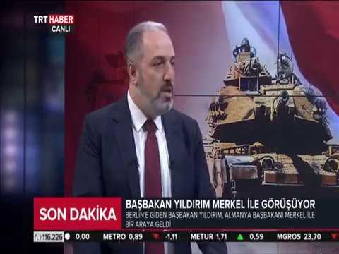 Türkiye-Almanya İlişkileri [TRT HABER - 15.02.2018]