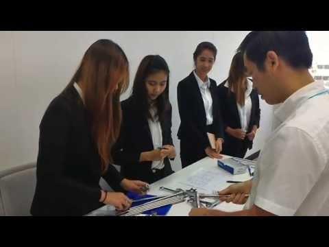 Training @ M.J. Bangkok Valve & Fitting Co., Ltd.