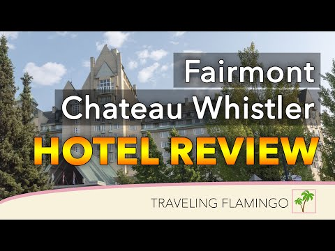 Fairmont Chateau Whistler Hotel Review!