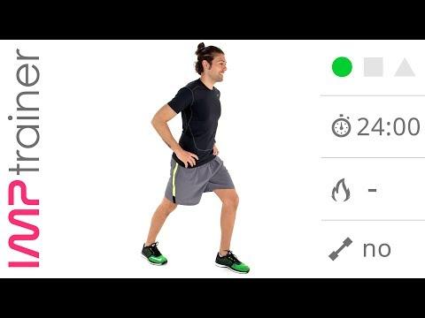 Allenamento Completo Con Esercizi Di Stretching Total Body