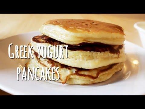 Greek Yogurt Pancakes: Recipe and Tips!