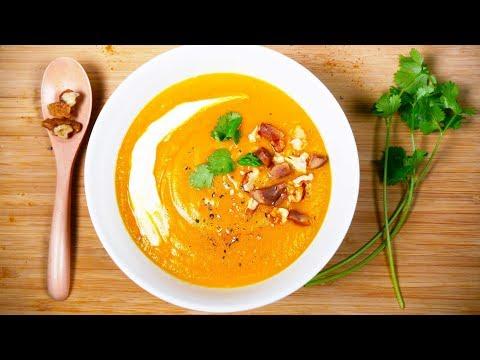velouté-d'automne-avec-le-blender-cook-&-ice-senya-🍠-🌰🥕-concours-!!
