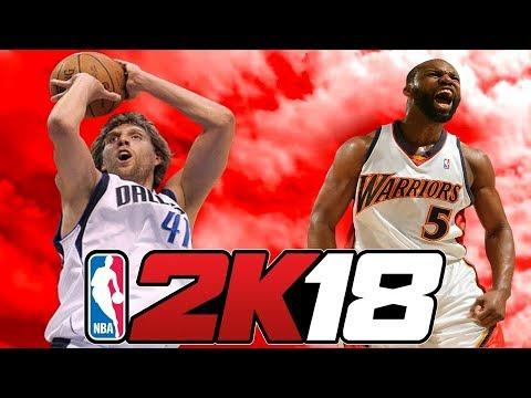 NBA 2K18 Online Match  