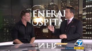 'General Hospital' star Steve Burton discusses the show on its 55th anniversary | ABC7