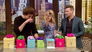 "Download David Dobrik Plays ""Show & Smell"" with Kelly and Ryan Mp3 and Videos"