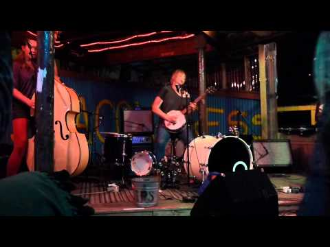 Baskery @ Maria's Taco Xpress, Austin, TX, SXSW 2013, 03/13/13