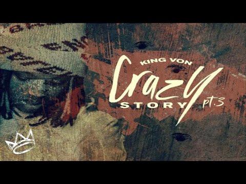 King Von – Crazy Story Pt. 3 (Instrumental) | ReProd. By King LeeBoy