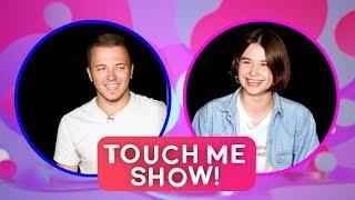 Побачення наосліп радіоведучого та музичної редакторки. Touch Me Show. Випуск 2