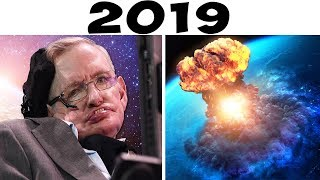 7 Unbelievable Prophecies of Stephen Hawking