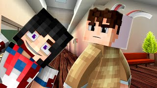 Yandere High School - WHO IS WATCHING US?! (Minecraft Roleplay) #15
