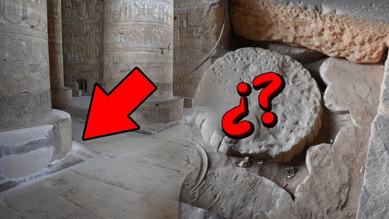 Unbequemer FUND In Ägypten wird NICHT Öffentlich Gemacht