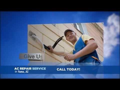 24 Hour Emergency AC Repair Yuma AZ