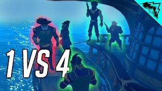 Sea of Thieves - Worst Pirate vs Worst Crew