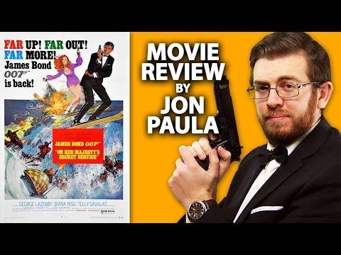 On Her Majesty's Secret Service -- Movie Review #JPMN