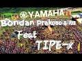 BONDAN PRAKOSO & F2B Feat TIPE-X - Semakin Di Depan | Iklan Yamaha Menembus Langit